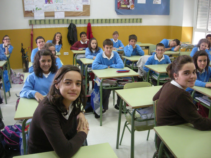 Alumnos 1ºESO, Curso 2009-10