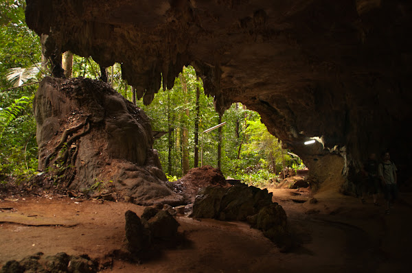 Храм Тигриной Пещеры в Краби (Wat Tham Seua)