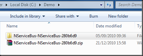 NServiceBus_Extract_Source_code