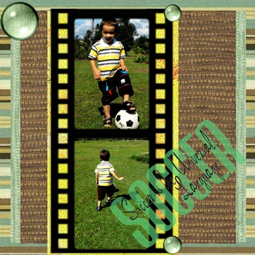Soccer Fun play 2 from Moonlightpearl