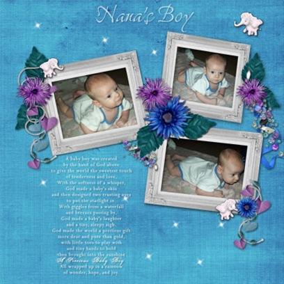 Dear Baby Boy2