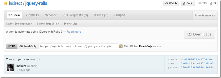jquery-rails
