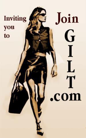 Gilt.com Invite