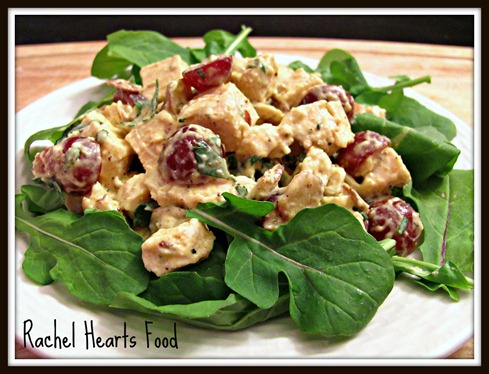 curried chicken salad 1