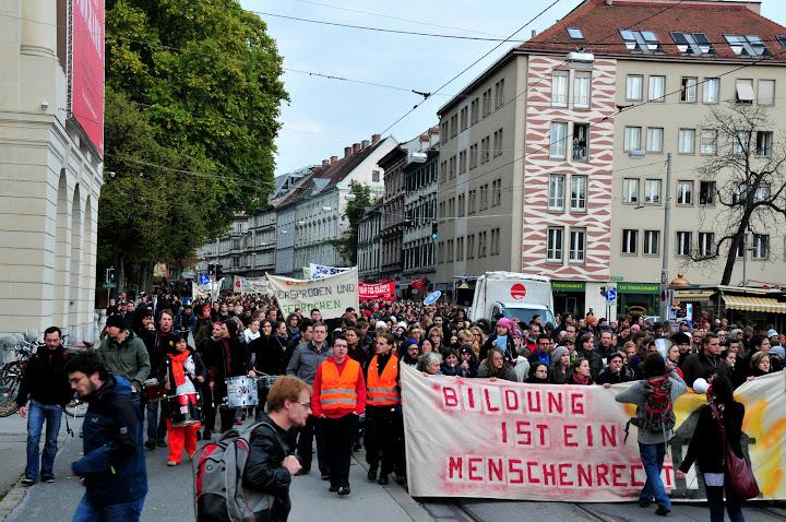 Quelle: udo  KFU Graz Vollversammlung | Demo