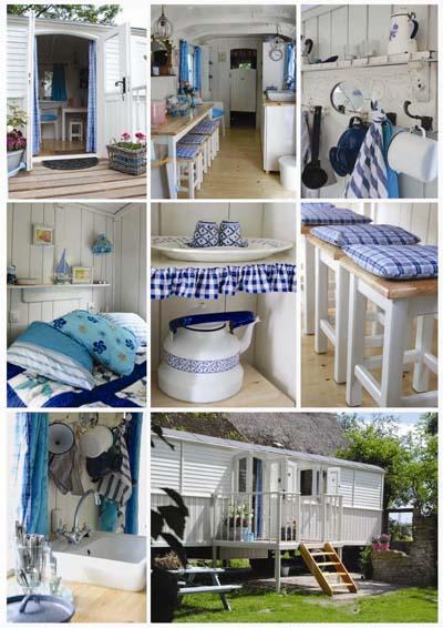 En mi espacio vital muebles recuperados y decoraci n vintage decoraci n de viaje caravanas - Decoracion interior caravanas ...