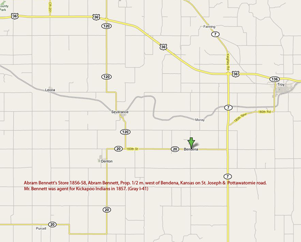 [Kansas Bendena Map - Abram Bennett Store[10].png]