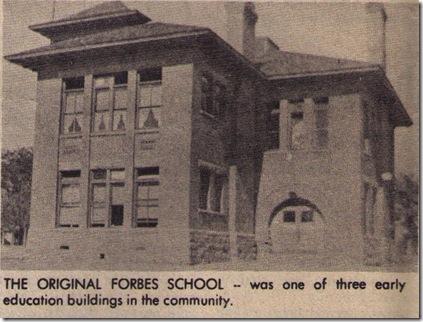 Utah American Fork Original Forbes School