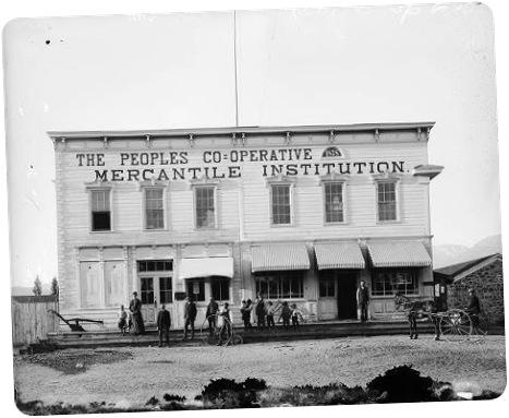 Lehi Cooperative Store
