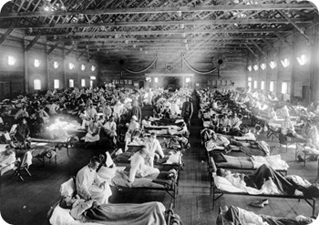 Spanish Flu victims
