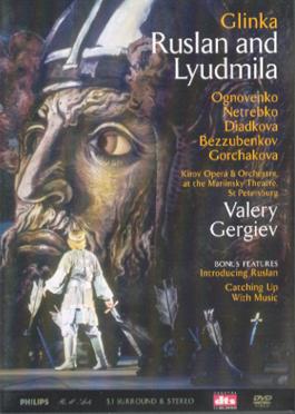 anna netrebko Ruslan y Lyudmila