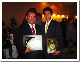 Mario y Vicente 2005