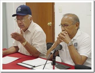Junta Luis y Javier 2008