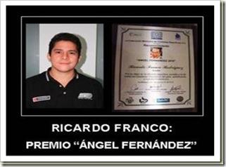 Ricardo Franco 2010