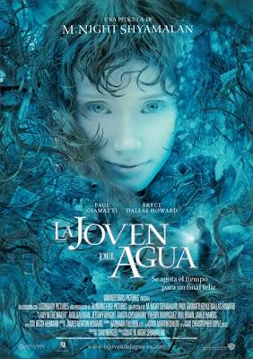 La Joven del Agua / La Dama en el Agua