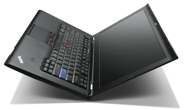 Screenshot Lenovo ThinkPad