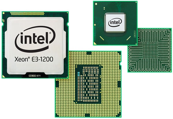 imagem intel xeon E3-1200