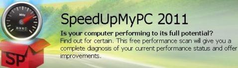 SpeedUpMyPC 2011