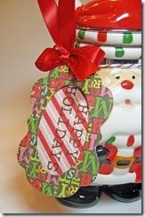 Santa Tag 2010 Closeup