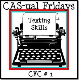 CFC01 - Texting Skills