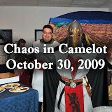 Chaos in Camelot Murder Mystery