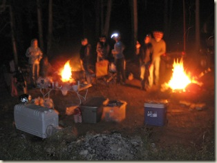Camping September 10