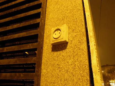 Budapest,  blog,  street art,  public art,  konnektor, Batthyany tér,  IU. kerület, 1. kerület,  2 metró,  szellőzés