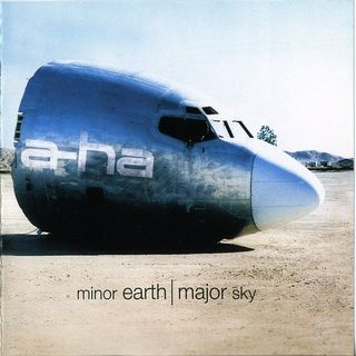 A-Ha - Minor Earth, Major Sky - EP