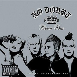 No Doubt - Boom Box (disc 2)