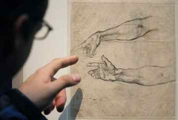 Michelangelo's most precious drawings on show at Albertina in Vienna