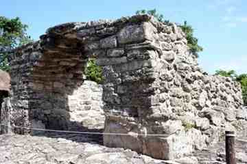 Mayan ruins are reminder of a lost civilization