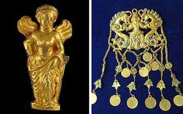 British Museum to exhibit Afghan gold