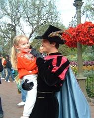 Disney 04 019 Dinah with Prince Phillip