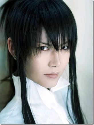 d. gray-man cosplay - kanda yu 04