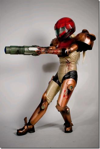 metroid prime cosplay - samus aran 02