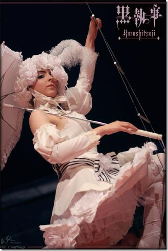 kuroshitsuji cosplay - doll
