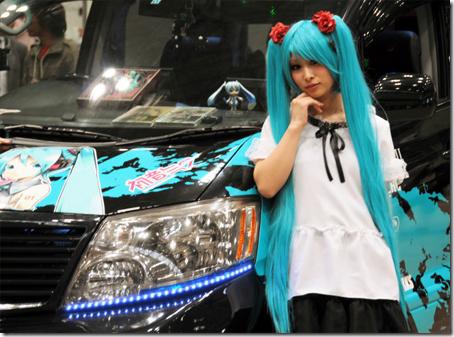 vocaloid 2 cosplay - hatsune miku 08