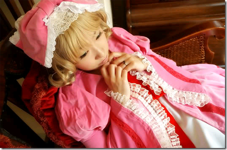 rozen maiden cosplay - hinaichigo 02