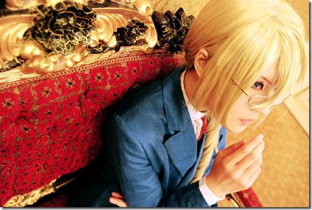 gyakuten saiban 4 cosplay - garyu kirihito / apollo justice: ace attorney cosplay - kristoph gavin