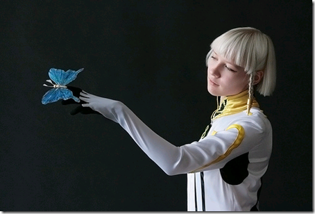 last exile cosplay - dio eraclea