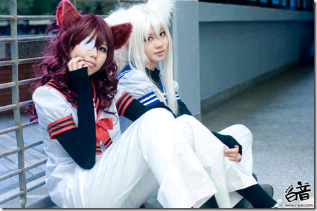loveless cosplay - zero - sagan natsuo and sagan youji
