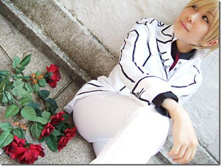 vampire knight cosplay - ichijou takuma