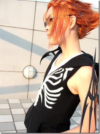 the world ends with you cosplay - kariya koki