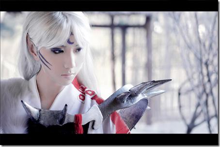 inuyasha cosplay - sesshoumaru 04