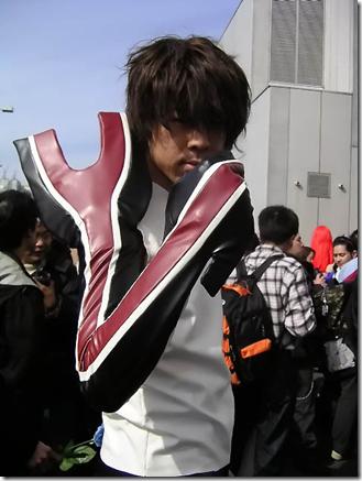 bleach cosplay - sado yasutora
