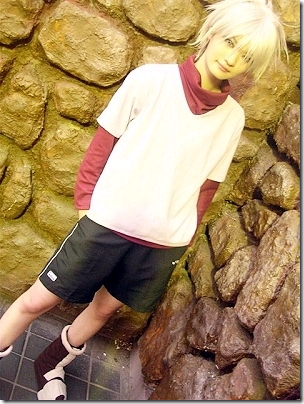 hunter x hunter cosplay - killua zoldyck