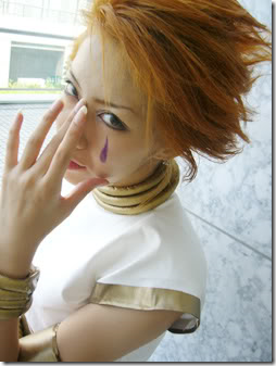 hunter x hunter cosplay - hisoka