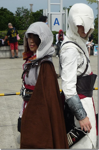 unknown cosplay 67 from comiket 2010