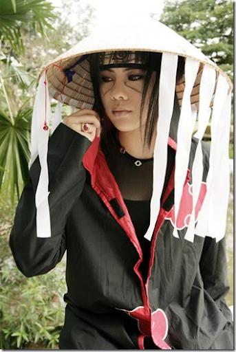 naruto cosplay - uchiha itachi 02