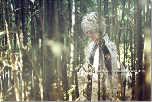 gintama cosplay - sakata gintoki 02